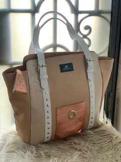 Cartera LAUREN Nude