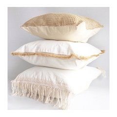 Pack 3 Almohadones Amalfi en internet
