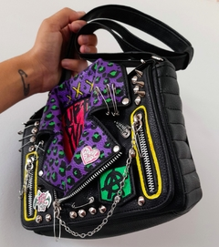 Cartera Campera Up the Punx! en internet