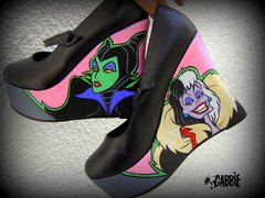Disney Villains Shoes en internet
