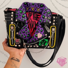 Cartera Campera Up the Punx! - comprar online