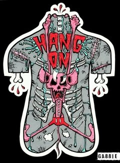 Hang On Tattoo Bodysuit - comprar online