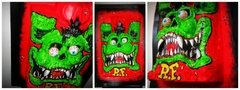 Grayskull Rat Fink - Gabbie Custom Art