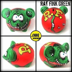 Rat Fink Green