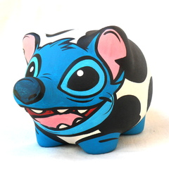 Chanchito Alcancia Stitch Vaca en internet