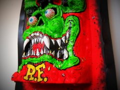 Grayskull Rat Fink en internet