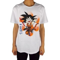 Camiseta Básica Dragon Ball - Goku Esfera