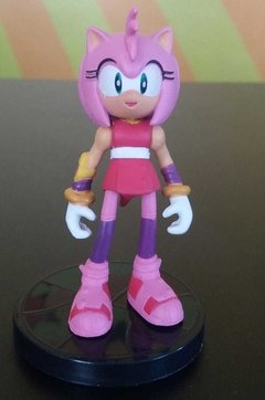 Action Figure Sonic -Amy
