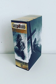 Box - Green Blood (5 Vols - Completo)