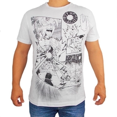 Camiseta Dragon Ball Mangá