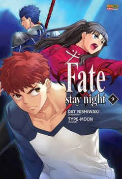Fate Stay Night #09