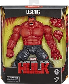 Action Figure Red Hulk