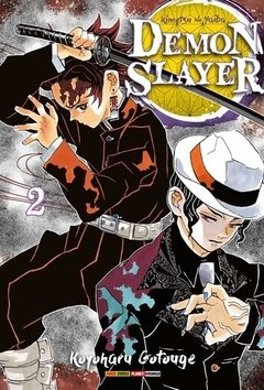 Kimetsu No Yaiba  - Demon Slayer 2