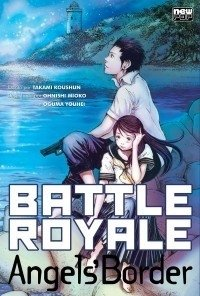 Battle Royale - Angels Border - vol. único