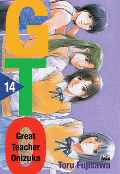 GTO: Great Teacher Onizuka #14