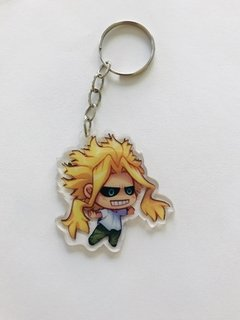 Chaveiro Toshinori Yagi (All Might) - Boku No Hero