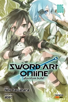 Sword Art Online #06 (Novel) - Phantom Bullet