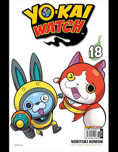 Yo-Kai Watch #18