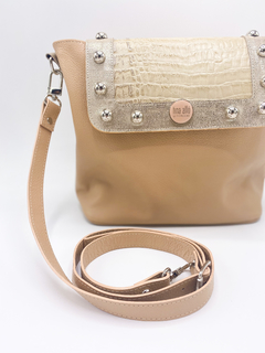 BOLSO/CARTERA JUNE Nude