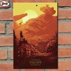 CHAPA STAR WARS CODIGO #27