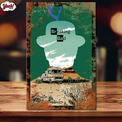 CHAPA BREAKING BAD CODIGO #28 - comprar online