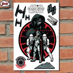 CHAPA STAR WARS CODIGO #49