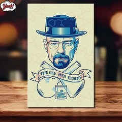 CHAPA BREAKING BAD CODIGO #6