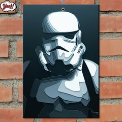 CHAPA STAR WARS CODIGO #7