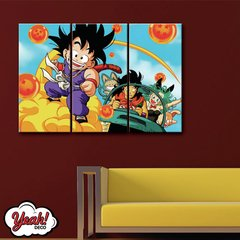 CUADRO DRAGON BALL CODIGO #8 en internet