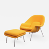 Womb Chair Yellow (Replica)