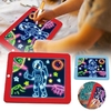 Pizarra magic pad deluxe (incluye accesorios)