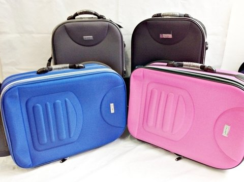 "Valija Chica Clasica Carry On de 20"" - VALIJAS"
