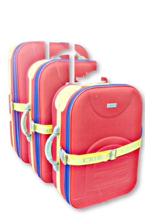 Valija Chica Fluo Carry On de 20""