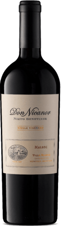 Don Nicanor Single Vineyard Villa Blanca 2010