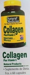 Collagen Plus Vitamin C -natural Medicine