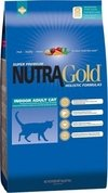 Concentrado NUTRA GOLD Holistic formula indoor cat X 3 KILOS