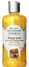 Shampoo Veterinary Fórmula Solutions Puppy Love 17 onzas - Synergy Labs
