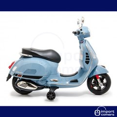 Moto Vespa A Bateria Piaggio 12v Mp3 Usb Scooter Antigua en internet