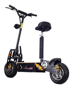 Monopatin Scooter Con Asiento 48v 1600w 50km/h 25km Un Misil - comprar online