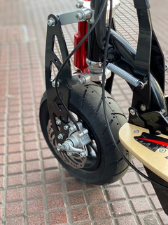 Monopatin Scooter Con Asiento 48v 1600w 50km/h Un Misil - Importcomers
