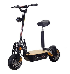 Monopatin Scooter Con Asiento 48v 1600w 50km/h 25km Un Misil