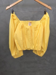 Cropped ciganinha BeeGee Ref.1026