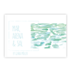 Libro Mar, arena y Sol by Gloria Moller