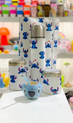 SET MATERO COMPLETO STITCH en internet