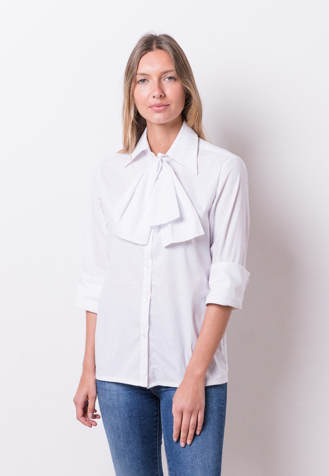 2 SELECCION: Camisa Claire Blanca on internet