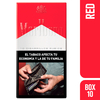 MARLBORO RED BOX 10