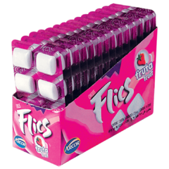 Chicles Flics Fruta x 8gr