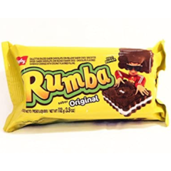 Galletas Rumba