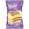 Alfajor Triple Milka Mousse Blanco 55gr