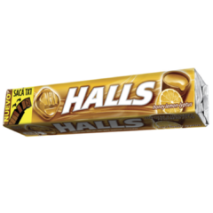 Caramelos Halls Honey Lemon